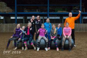 Paardrijbootcamp Stal Sibma